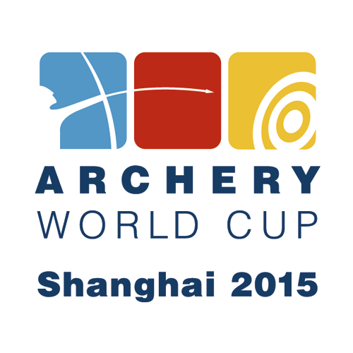 Shanghai 2015 Archery World Cup Stage 1 logo