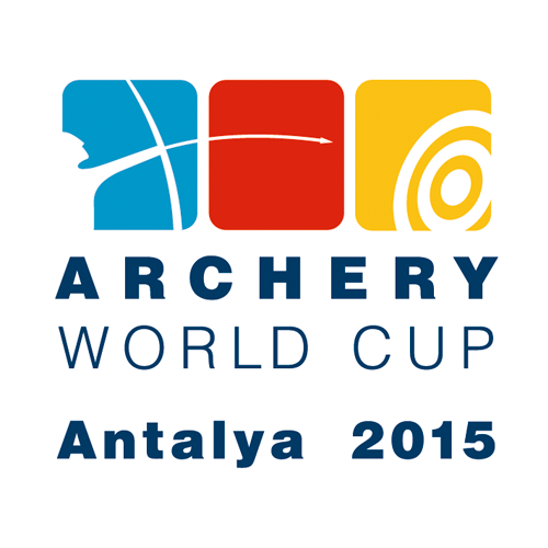 Antalya 2015 Archery World Cup Stage 2 logo