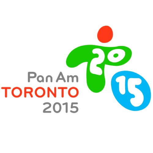 Toronto 2015 Pan Ams logo