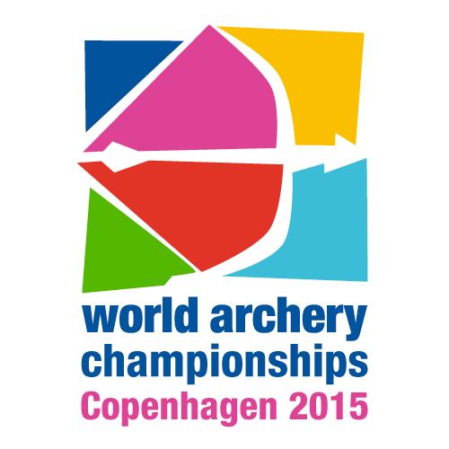Copenhagen 2015 World Archery Championships logo