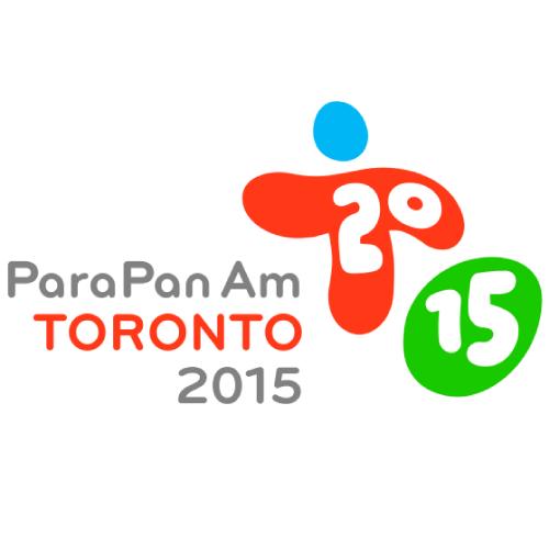 Toronto 2015 Para Pan American Games + Para CQT logo