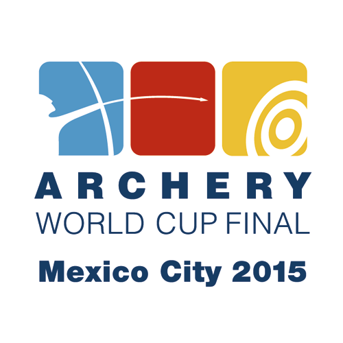 Mexico City 2015 Archery World Cup Final logo