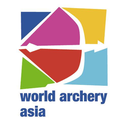 Asian Para Archery Championships and Para CQT logo