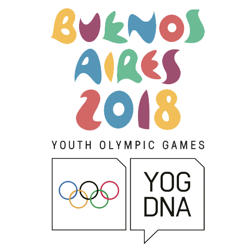 Buenos Aires 2018 Youth Olympic Games logo