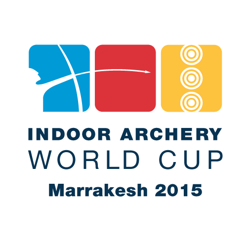 Marrakesh 2015 Indoor Archery World Cup Stage 1 logo
