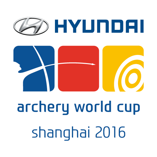 Shanghai 2016 Archery World Cup Stage 1 logo