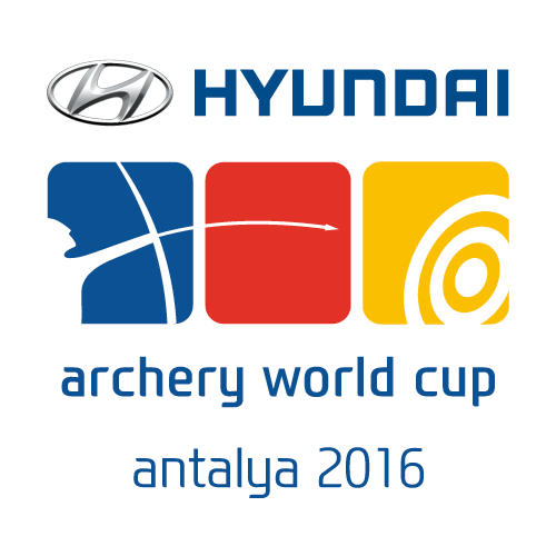 Antalya 2016 Archery World Cup Stage 3 logo
