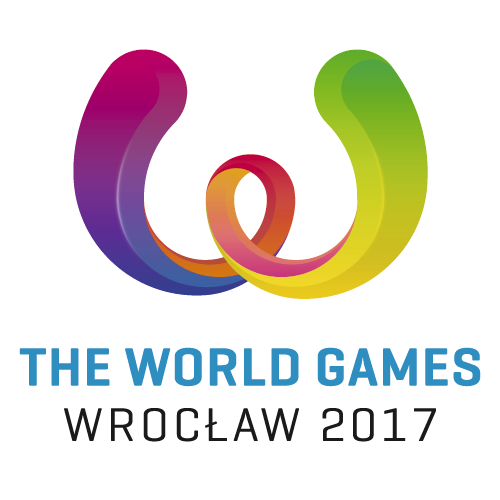 Wroclaw 2017 World Games logo