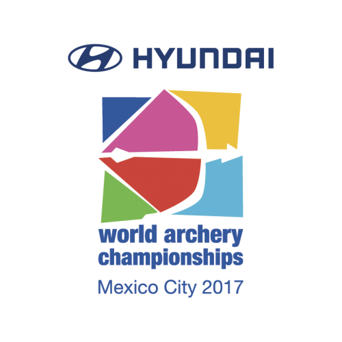 Mexico City 2017 Hyundai World Archery Championships logo