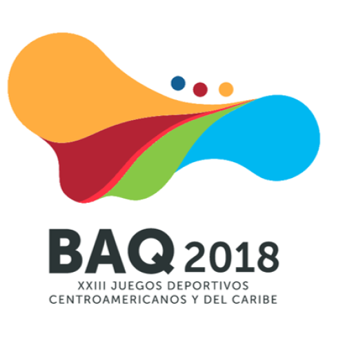 Barranquilla 2018 Central American and Caribbean Games logo
