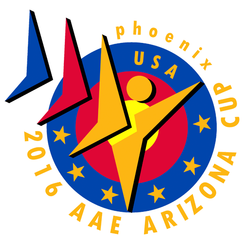 2016 AAE Arizona Cup WRE and Para WRE logo