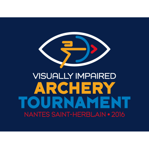Visually Impaired Archery Tournament logo