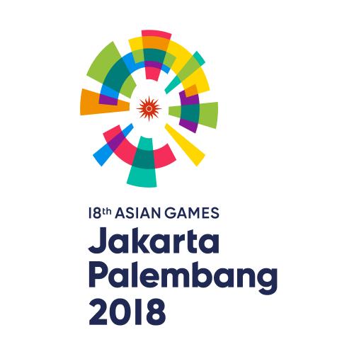 Jakarta 2018 Asian Games logo