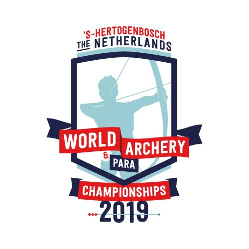 's-Hertogenbosch 2019 World Archery Para Championships logo