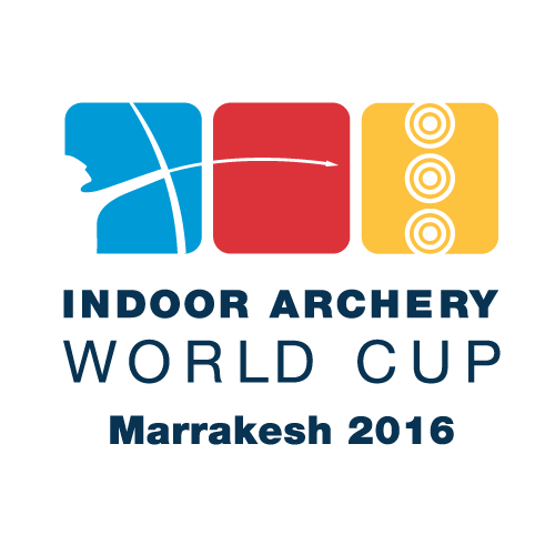 Marrakesh 2016 Indoor Archery World Cup Stage 1 logo
