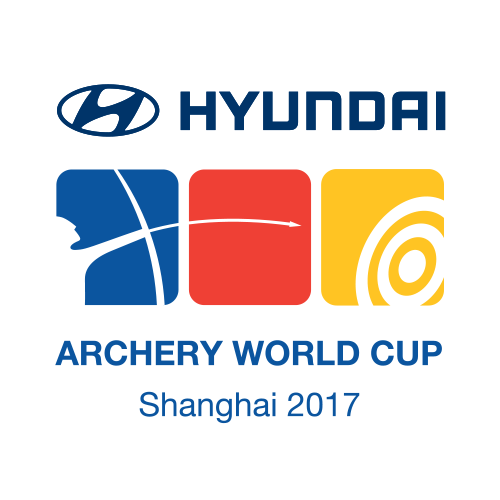 Shanghai 2017 Hyundai Archery World Cup Stage 1 logo