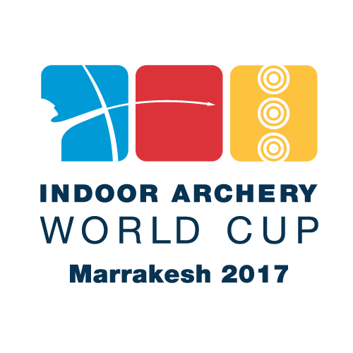 Marrakesh 2017 Indoor Archery World Cup Stage 1 logo
