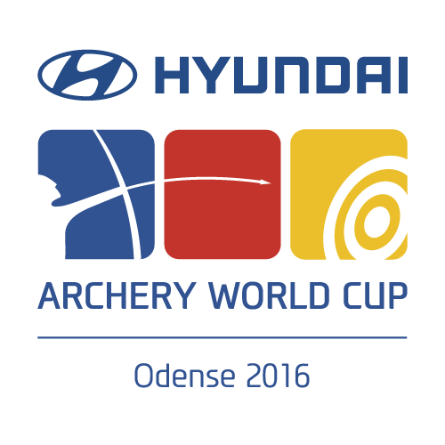 Odense 2016 Hyundai Archery World Cup Final logo
