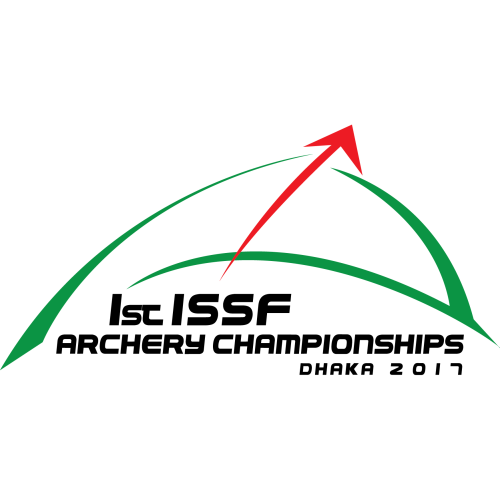 1st ISSF International Solidarity Archery Championships logo