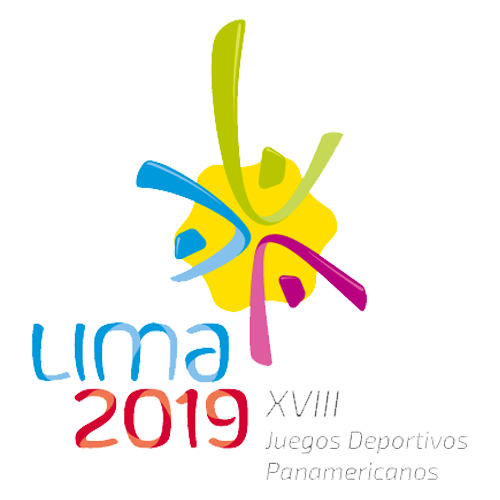 Lima 2019 Pan American Games + OG QT World Ranking Event logo