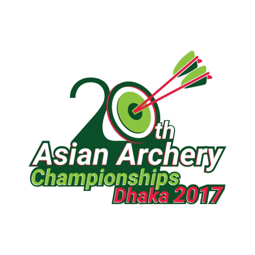 Dhaka 2017 Asian Archery Championships & CQT for Buenos Aires 2018 Youth Olympic logo