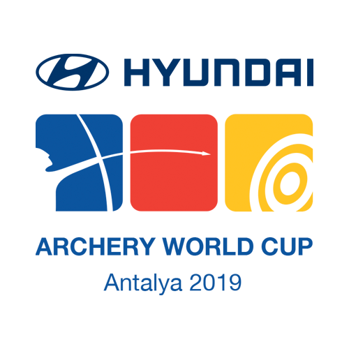Antalya 2019 Hyundai Archery World Cup stage 3 logo