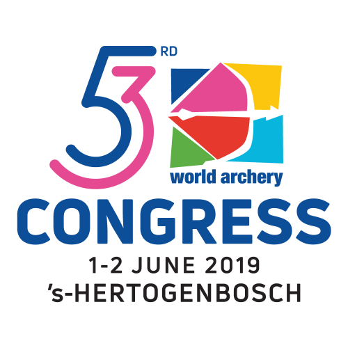 World Archery Congress logo