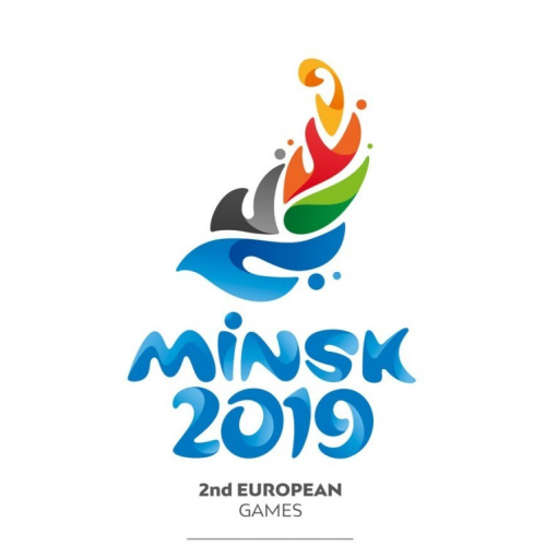 Minsk 2019 European Games logo