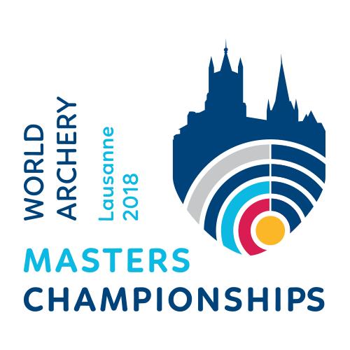Lausanne 2018 World Archery Masters Championships logo