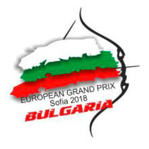 Sofia 2018 European Grand Prix logo