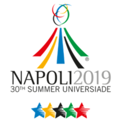 Napoli 2019 Summer Universiade World Ranking Event logo