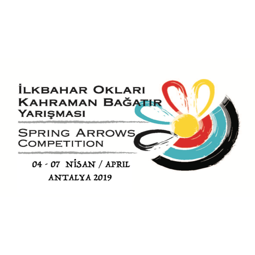2019 Kahraman Bagatir Spring Arrows Archery Tournament logo