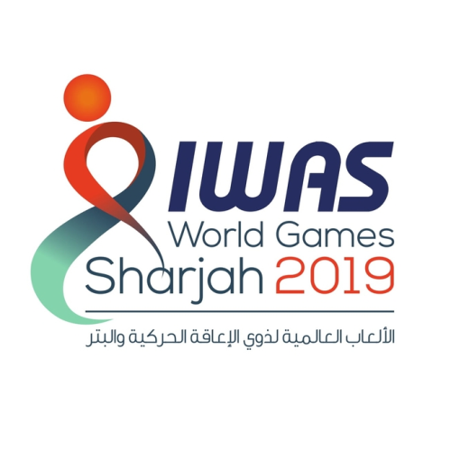 IWAS World Games 2019 logo