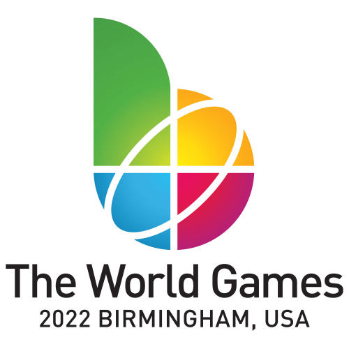 Birmingham 2022 World Games logo
