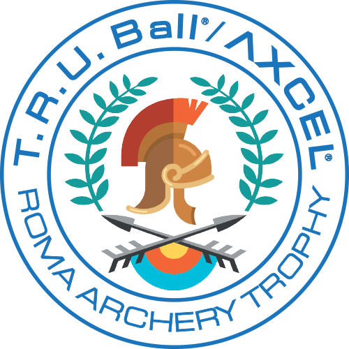 TruBall Axel Roma Archery Trophy logo