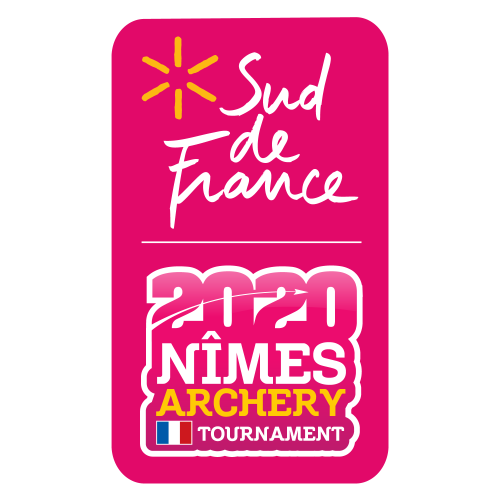 Nimes Archery Tournament logo