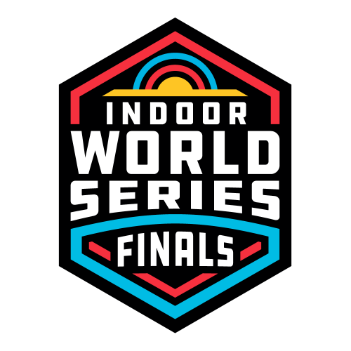 Indoor World Series Finals logo