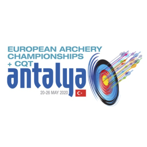 Antalya 2020 European Championships - World Ranking Event logo