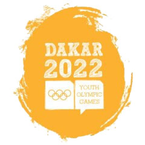 Dakar 2026 Youth Olympic Games (date TBC) logo