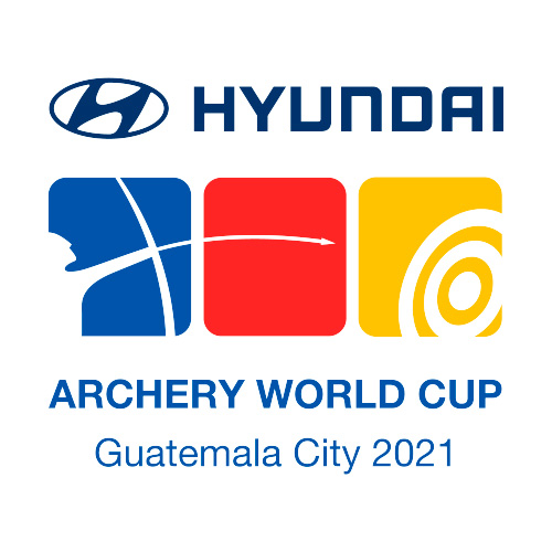 Guatemala City 2021 Hyundai Archery World Cup stage 1 logo