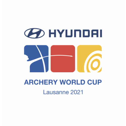 Lausanne 2021 Hyundai Archery World Cup stage 2 logo