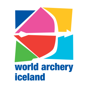 World Archery Iceland logo