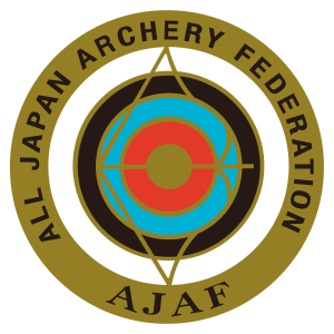All Japan Archery Federation logo