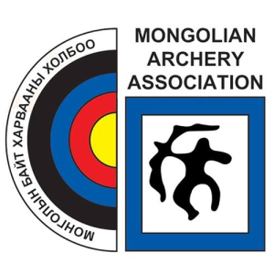 Mongolian Archery Association logo
