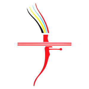 Polish Archery Federation logo