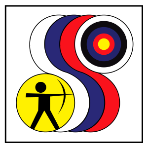 Slovak Archery Association logo