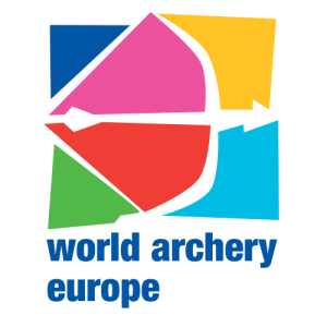 World Archery Europe logo