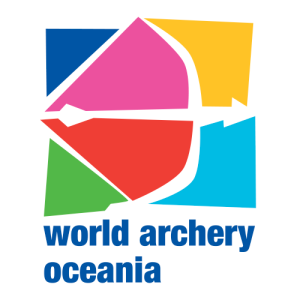 World Archery Oceania logo
